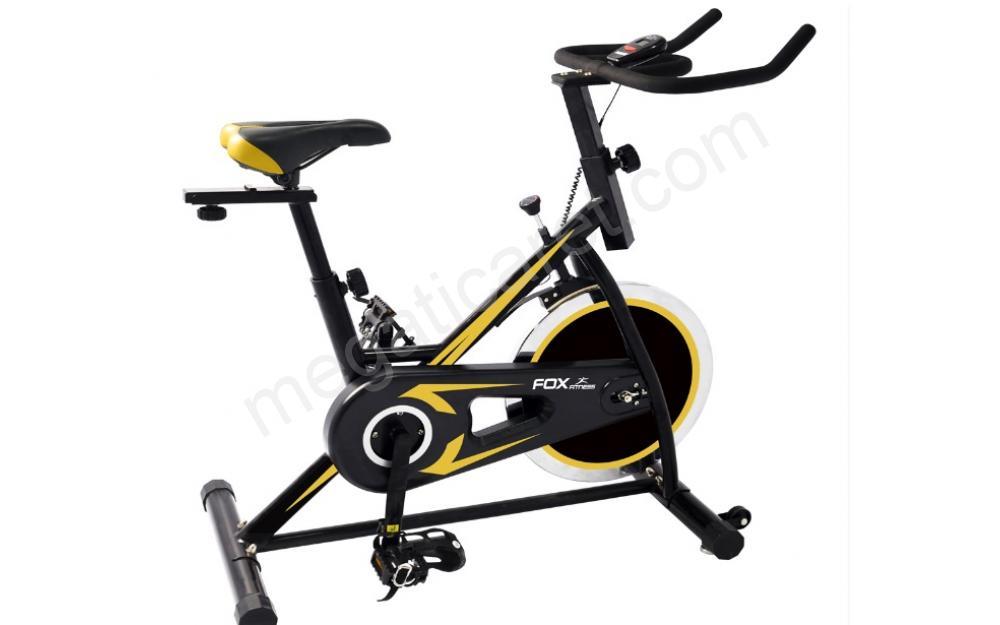 Fox Fitness Spin Bike Gala Dikey Kondisyon Bisikleti