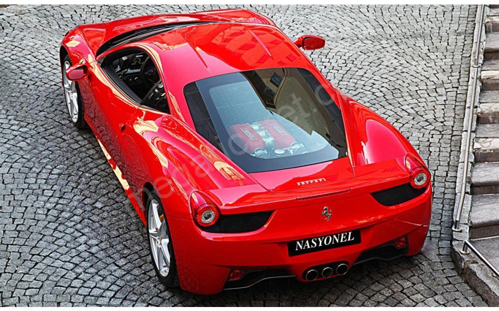 Ferrari 458 İtalia - Fermas Çıkışlı