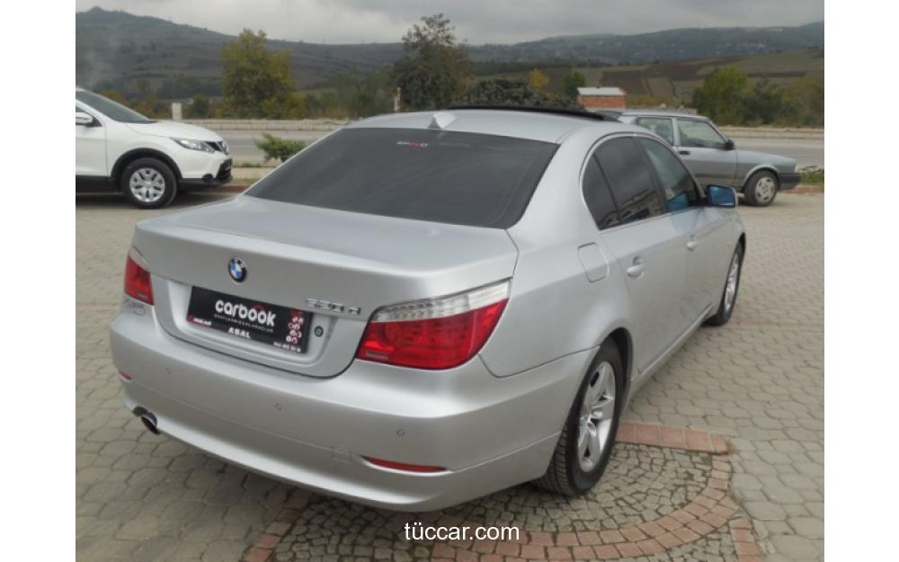 2008 BMW 520 D 2.0 COMFORT
