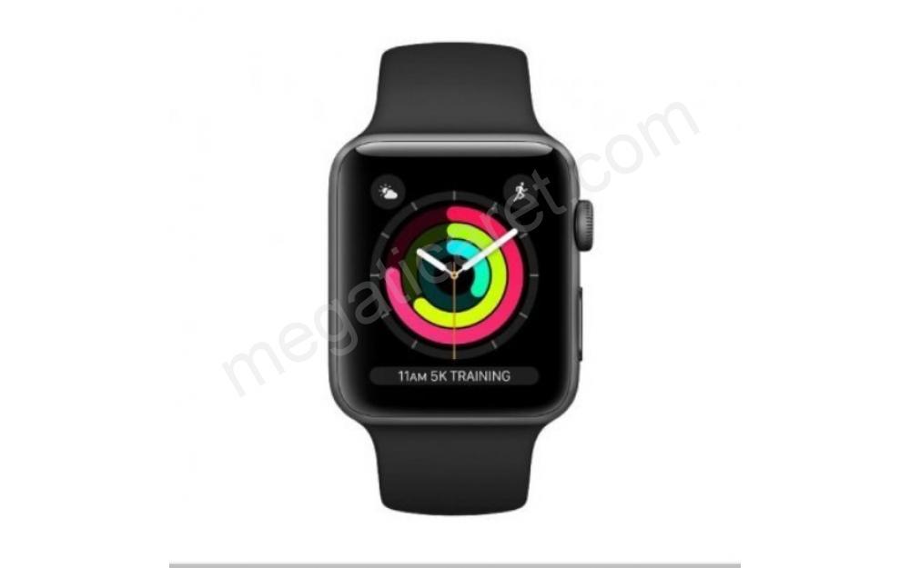 Apple Watch Series 3 GPS 42 mm Uzay Grisi Alüminyum Kasa