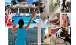 İzmir Villa Temizliği - İzmir Villa Temizleme