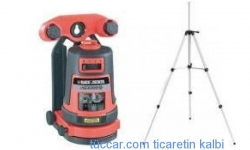 Black Decker LZR6TP Lazer Distomat