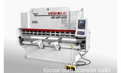 CNC HİDROLİK ABKANT PRES - CNC HYDRAULIC PRESS BRAKE