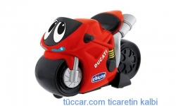 Chicco Turbo Touch Ducati Motosiklet