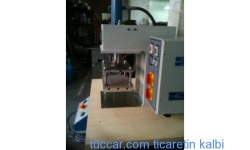 Kot Etiketi Yakma Makinası Hidrolik Sistem--Kampanyalı Fiyatı-5900 Tl