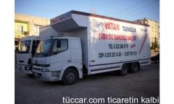 Adana Evden Eve Vatan Taşımacılık